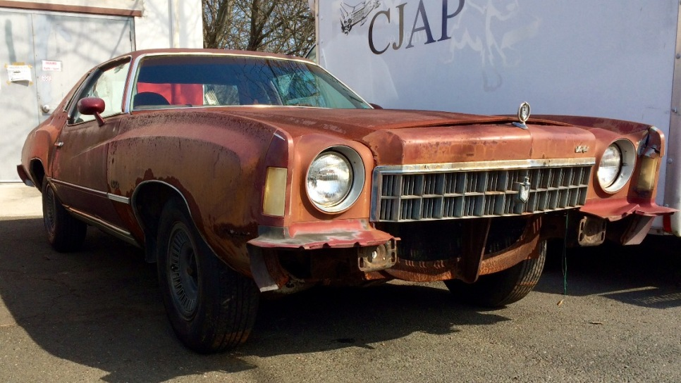 1974 Chevy Chevrolet Monte Carlo