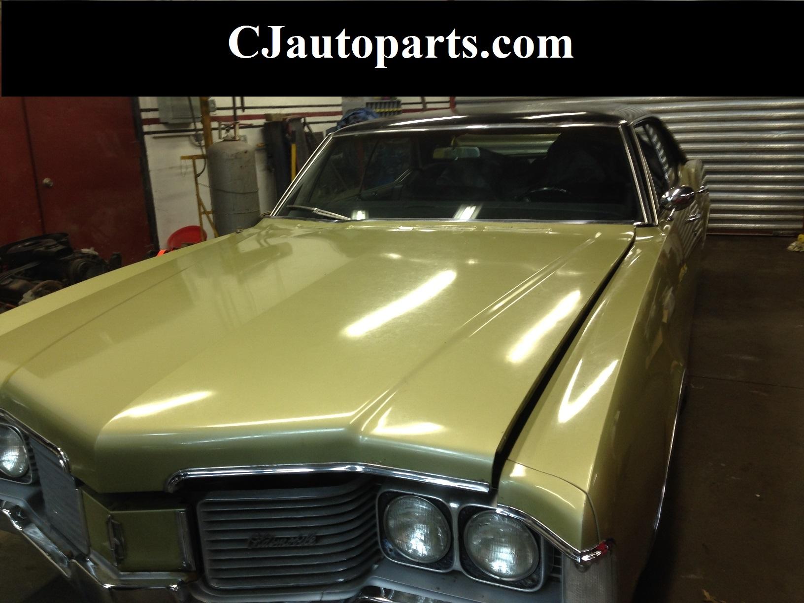 1968 Olds Oldsmobile Delta 88