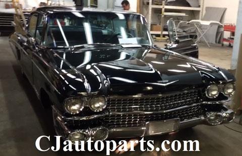 1959 Cadillac Fleetwood 75 Series Limo