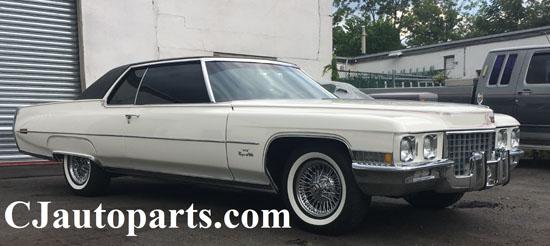 1971 Cadillac Coupe Deville