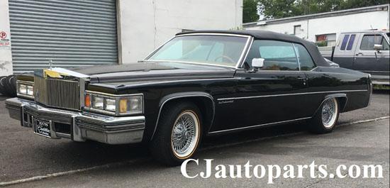 1978 Cadillac LeCabriolet